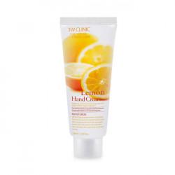 Увлажняющий крем для рук с осветляющим экстрактом лимона 3W Clinic Lemon Hand Cream