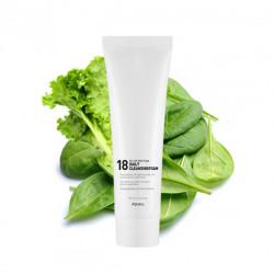 Очищающая пенка для умывания молодой кожи лица A'Pieu 18 Daily Cleansing Foam