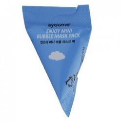 Очищающая пузырьковая маска для лица Ayoume Enjoy Mini Bubble Mask Pack