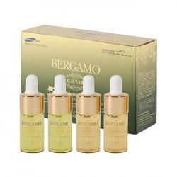 Омолаживающая сыворотка против морщин с экстрактом икры Bergamo Caviar Wrinkle Care Ampoule 13 мл