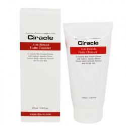 Очищающая пенка для жирной и проблемной кожи Ciracle Anti-Blemish Foam Cleanser