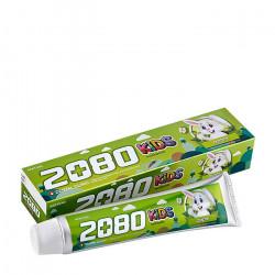 Детская зубная паста для укрепления эмали с яблочным вкусом Dental Clinic 2080 Kids Toothpaste Apple