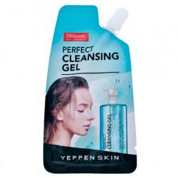 Очищающий гель для кожи лица с морской водой и гиалуроновой кислотой Yeppen Skin Perfect Cleansing Gel