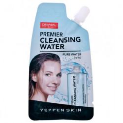 Гипоаллергенная жидкость для удаления загрязнений и макияжа с кожи лица Yeppen Skin Premier Cleansing Water