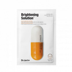 Осветляющая маска с глутатионом Dr.Jart+ Brightening Solution