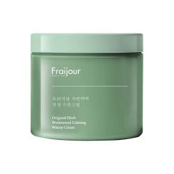 Глубоко увлажняющий крем для кожи лица с комплексом растительных компонентов Evas Fraijour Original Herb Wormwood Calming Watery Cream