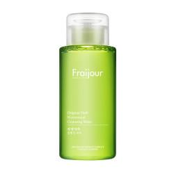 Жидкость для мягкого снятия макияжа любой стойкости с растительными экстрактами Evas Fraijour Original Herb Wormwood Cleansing Water