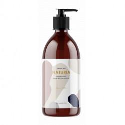 Мягкий очищающий гель для очищения и смягчения кожи тела с ароматом шоколада Evas Naturia Creamy Milk Body Wash Choco Latte