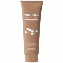 Шампунь для интенсивного питания и восстановления поврежденных волос с прополисом Evas Pedison Institut-Beaute Propolis Protein Shampoo