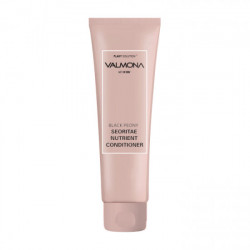 Кондиционер для предотвращения выпадения волос с экстрактом черных бобов Evas Valmona Powerful Solution Black Peony Seoritae Nutrient Conditioner 100 мл