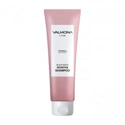 Шампунь для укрепления и предотвращения выпадения волос с экстрактом черных бобов Evas Valmona Powerful Solution Black Peony Seoritae Shampoo 100 мл