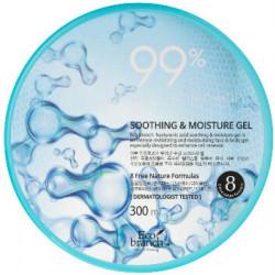 Успокаивающий гель для тела с гиалуроновой кислотой Eco Branch Hyaluronic Asid Soothing & Moisture Gel