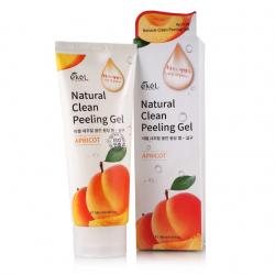 Пилинг-гельс экстрактом абрикоса Ekel Apricot Natural Clean Peeling Gel