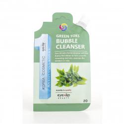 Пенка для умывания Eyenlip Pocket Green Toks Bubble Cleanser