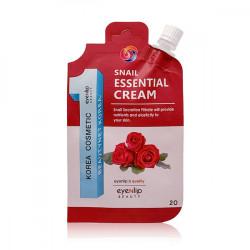 Крем для лица с муцином улитки Eyenlip Snail Essential Cream