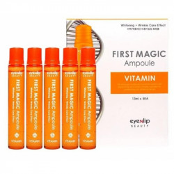 Сыворотка для лица с экстрактом облепихи Eyenlip First Magic Ampoule Vitamin