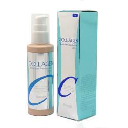 Увлажняющий тональный крем с коллагеном SPF15 №13 Enough Collagen Moisture Foundation