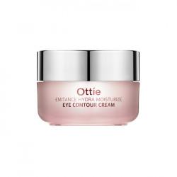 Увлажняющий премиальный крем для кожи вокруг глаз с гиалуроновой кислотой Ottie Emitance Hydra Moisturize Eye Contour Cream