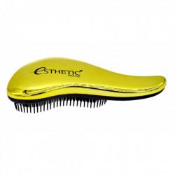 Расчёска для легкого распутывания и разглаживания волос Esthetic House Hair Brush For Easy Comb Gold