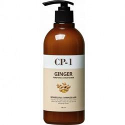 Восстанавливающий кондиционер для волос с корнем имбиря Esthetic House CP-1 Ginger Purifying Conditioner