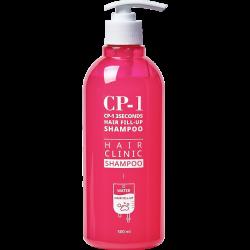 Восстанавливающий шампунь для повреждённых волос Esthetic House CP-1 3Seconds Hair Fill-Up Shampoo
