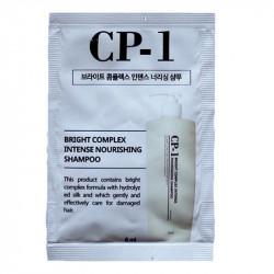 Интенсивно питающий шампунь для волос Esthetic House CP-1 Bright Complex Intense Nourishing Shampoo v2.0, 8 мл
