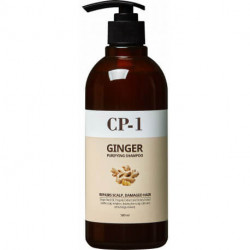 Восстанавливающий шампунь для волос с корнем имбиря Esthetic House CP-1 Ginger Purifying Shampoo