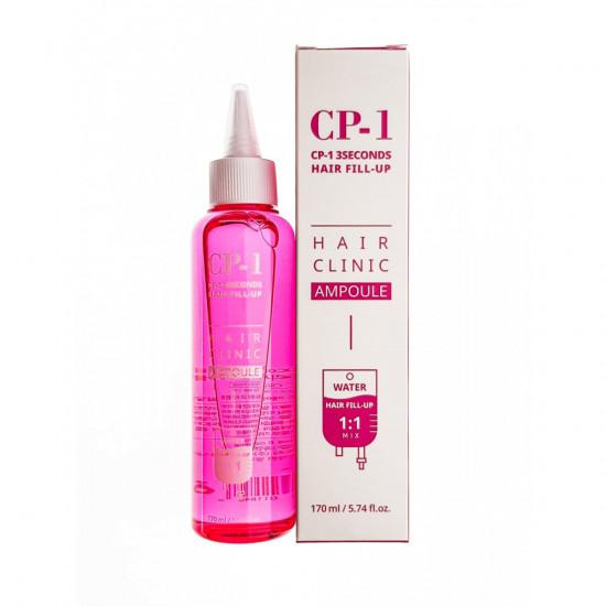 Интенсивный филлер для мгновенного питания и восстановления волос Esthetic House CP-1 3 Seconds Hair Ringer Hair Fill-up Ampoule, 170 мл