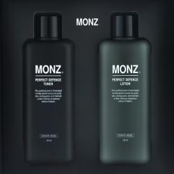 Набор для ухода за мужской кожей лица с пантенолом Esthetic House Monz Perfect Defence Set