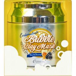 Очищающая пузырьковая маска для кожи лица Esthetic House Esthetic Formula Carbonated Bubble Clay Mask
