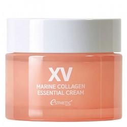 Интенсивно увлажняющий крем для кожи лица с морским коллагеном Esthetic House Marine Collagen Essential Cream