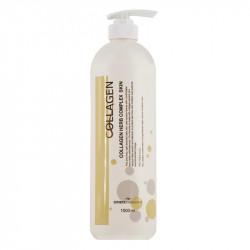 Тонер для лица с коллагеном и растительными экстрактами Esthetic House Collagen Herb Complex Skin