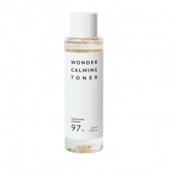 Успокаивающий тонер для кожи лица с экстрактами хауттюйнии и центеллы азиатской Esthetic House Wonder Calming Toner