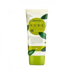 BB-крем для лица с экстрактом семян зеленого чая FarmStay Green Tea Seed Pure Anti-Wrinkle BB Cream