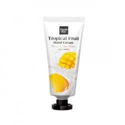 Крем для рук с манго и маслом ши Farm Stay Tropical Fruit Mango & Shea Butter Hand Cream