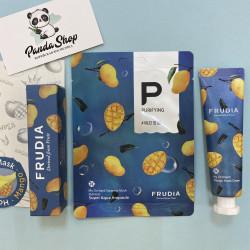 Подарочный набор из 3-х средств с манго Frudia