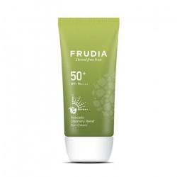 Солнцезащитный восстанавливающий крем с авокадо SPF50 + PA ++++ Frudia Avocado Greenery Relief Sun Cream