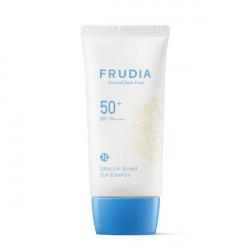 Крем-эссенция с ультра защитой от солнца SPF50+/PA++++ Frudia Ultra UV Shield Sun Essence