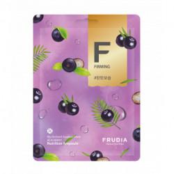 Бодрящая тканевая маска для лица с ягодами асаи Frudia My Orchard Squeeze Mask Acai Berry