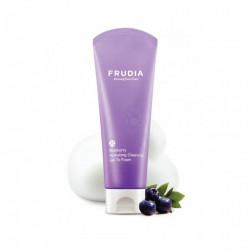 Увлажняющая гелевая пенка для умывания с экстрактом черники Frudia Blueberry Hydrating Cleansing Gel to Foam