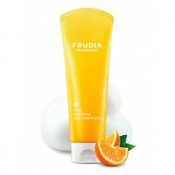 Осветляющая пенка для умывания лица с цитрусовым экстрактом Frudia Citrus Brightening Micro Cleansing Foam