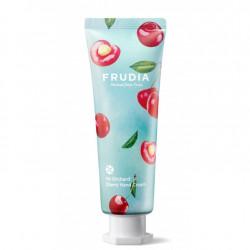 Питательный крем для рук c экстрактом вишни Frudia My Orchard Cherry Hand Cream, 80 мл
