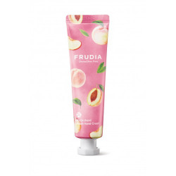 Питательный крем для рук c экстрактом персика Frudia My Orchard Peach Hand Cream, 30 мл