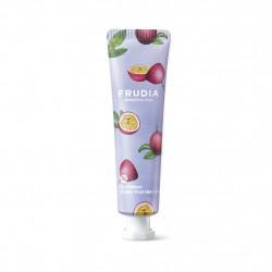 Питательный крем для рук c экстрактом маракуйи Frudia My Orchard Passion Fruit Hand Cream