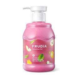 Кремовый гель для душа с ароматом айвы Frudia My Orchard Quince Body Wash