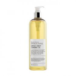 Гидрофильное масло для снятия макияжа с канолой Graymelin Canola Crazy Cleansing Oil