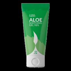 Универсальный успокаивающий гель для кожи лица и тела с экстрактом алоэ вера J:ON Face & Body Aloe Soothing Gel 98%