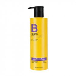 Шампунь для повреждённых и ломких волос с биотином Holika Holika Biotin Damage Care Shampoo