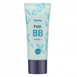 Очищающий ББ крем с маслом чайного дерева SPF30 PA++ Holika Holika Petit BB Clearing