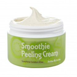 Отшелушивающий пилинг-крем с мякотью киви Holika Holika Smoothie Peeling Cream Sunshine Golden Kiwi